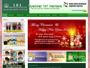 Myanmar Hair care, Health and beauty Web Directory